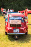 Classic car festival, Bad Koenig, Germany. BAD KOENIG - JULY 09: Classic car festival, Bad Koenig, Germany July 09, 2017 stock photos