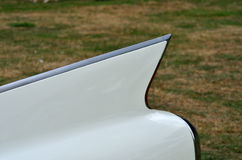 Classic car fin Royalty Free Stock Photo