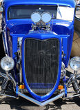 Classic Car Front Royalty Free Stock Image