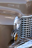 Classic car front end Stock Photo