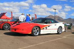 Classic Car: 1996 GM Pontiac as Trans Am WS6 Stock Image