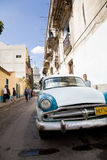Classic car, Havana Royalty Free Stock Image