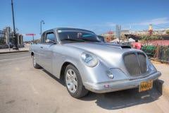 Classic car in Havana, Cuba Royalty Free Stock Photography