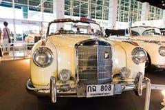 Classic car Mercedes Benz Stock Photography
