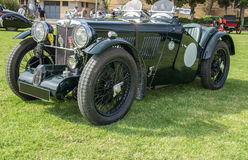 Classic car MG PA Sports year 1934 Stock Photography