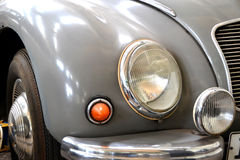 Classic car. In a museum Stock Photos