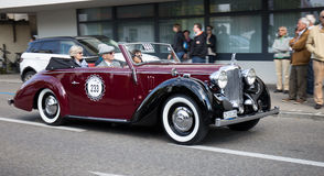 Classic car oldtimer Stock Image