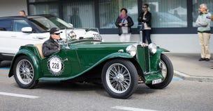 Classic car oldtimer Royalty Free Stock Photos