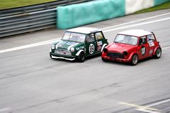 Classic Car Race Stock Photos
