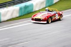 Classic Car Race Stock Image