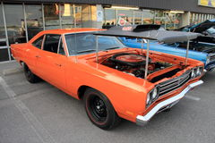 Classic Car. Show Muscle Motor Stock Images