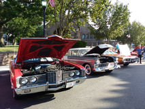 Classic Car Show, New Jersey, USA Royalty Free Stock Images