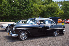 Classic Car Show Royalty Free Stock Photography
