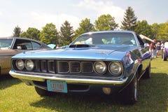 Classic Auto Royalty Free Stock Photos
