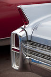 Classic car tail Royalty Free Stock Image