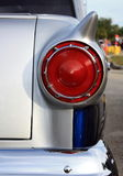 Classic Car Tail Lamp Stock Images