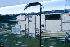 Classic Caravan Stock Photography