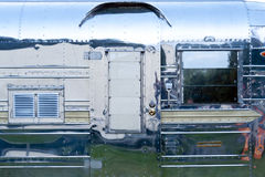 Classic Caravan Royalty Free Stock Photo