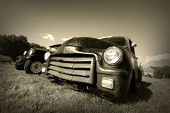 Classic Cars stock image
