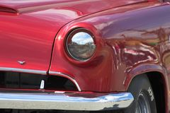 Classic cars Royalty Free Stock Photography
