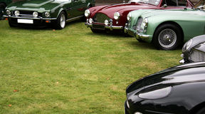Classic cars Royalty Free Stock Photo