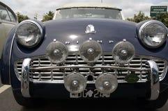 Classic Cars. Antique Original classic car exposition Stock Photos