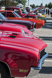 Classic cars Royalty Free Stock Image