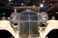 Classic cars Royalty Free Stock Photos