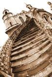 Classic castle Stock Image