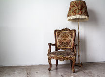 Classic Chair Royalty Free Stock Images