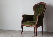 Classic Chair Stock Image