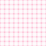 Classic checkered pattern. Seamless minimal background. Pink shades Stock Photography