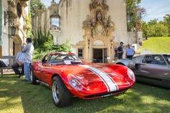 Classic Cheetah Auto Royalty Free Stock Photo
