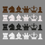 Classic chess Stock Image