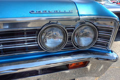 Classic Chevelle Royalty Free Stock Photography