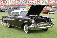 Classic Chevrolet Automobile Royalty Free Stock Image