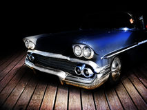 Classic Chevrolet car Royalty Free Stock Photo