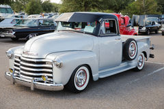 Classic  Chevrolet pickup truck Stock Images