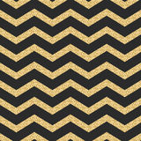 Classic chevron stripe glitter shimmer seamless royalty free illustration