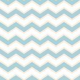 Classic chevron zigzag seamless pattern. Memphis group style pastel blue colors vector gentle background. Classic chevron zigzag seamless pattern en light pastel vector illustration
