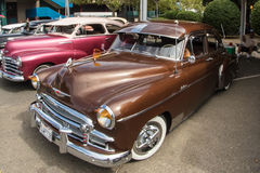 Classic   Chevy. Classic auto on  display at the California State Fair in Sacramento, California Stock Photography
