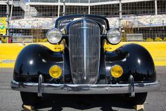 Classic 1936 Chevy Automobile Royalty Free Stock Images