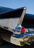 Classic 1957 Chevy Automobile Royalty Free Stock Photos