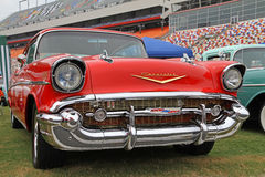 Classic Chevy Bel Air Automobile Royalty Free Stock Photo