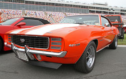 Classic Chevy Camaro Automobile Stock Photography