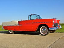 Classic 1955 Chevy Stock Photos
