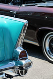 Classic chevy tailfin Stock Image