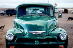 Classic Chevy Truck Stock Image