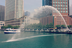 Classic Chicago Royalty Free Stock Photos
