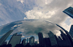 Classic Chicago Royalty Free Stock Images
